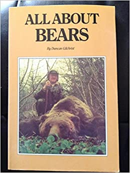 Book All About Bears