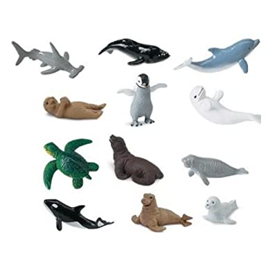 Safari Ltd Baby Sea Life TOOB: Toys & Games