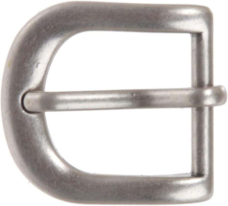 MONIQUE Men Zinc Alloy Nickel Free Single Prong Horseshoe 1 Belt Buckle