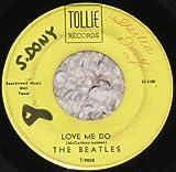 love me do / p.s. i love you 45 rpm single