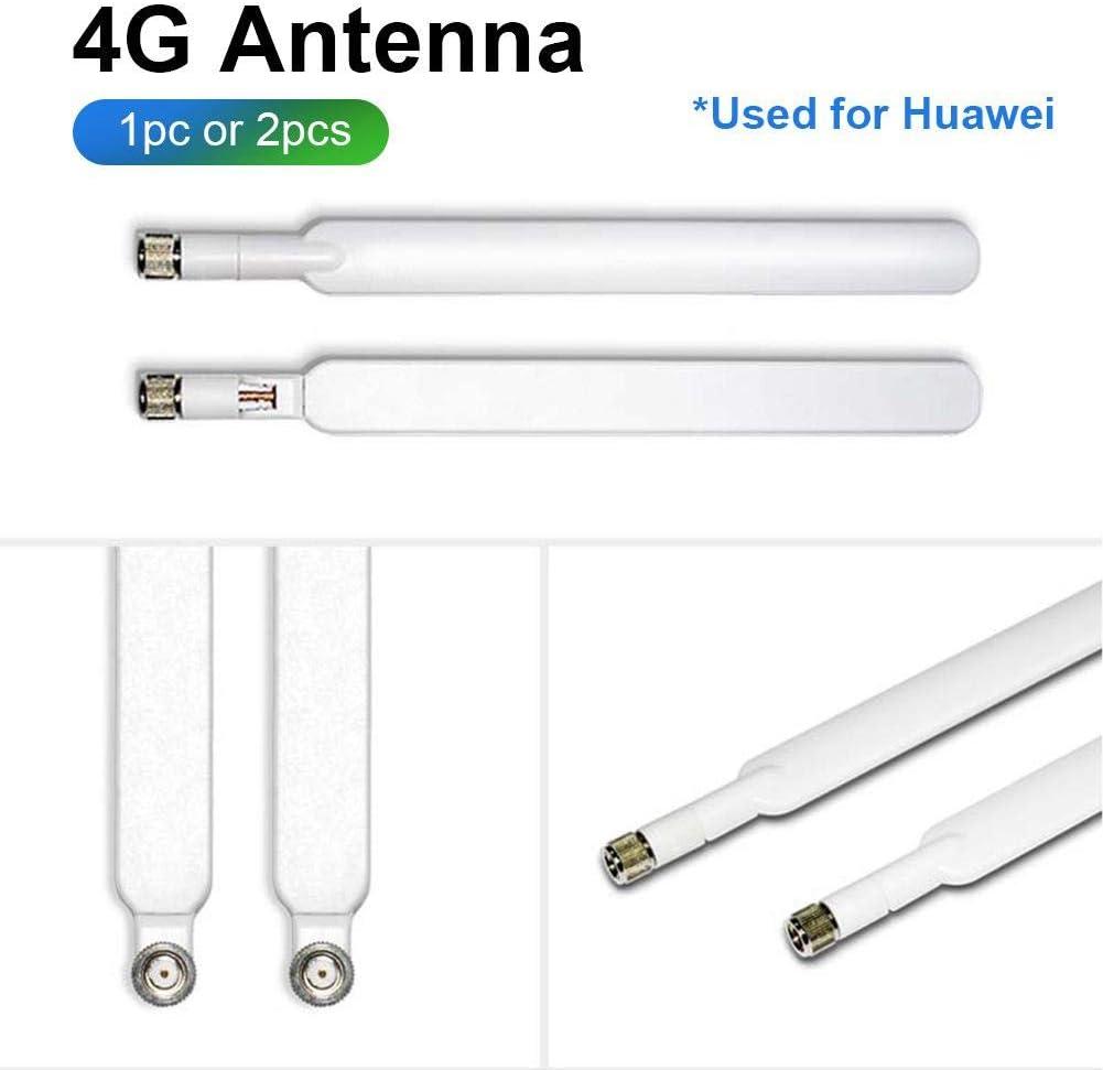 Motto.H Antena De Enrutador 4G WiFi, Huawei B315 / B310 Antena Personalizada, Configuración Externa De Enrutamiento Inalámbrico 4G, Antena con Señal ...