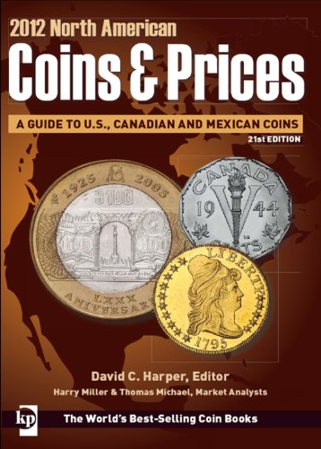 2012 North American Coins & Prices