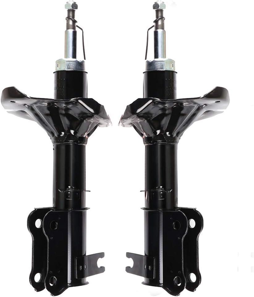Shocks Set 2 FEIPARTS Shocks Absorbers for Kia fits 2002-2005 for Kia Sedona 2x Front Shocks Struts 335064 335063