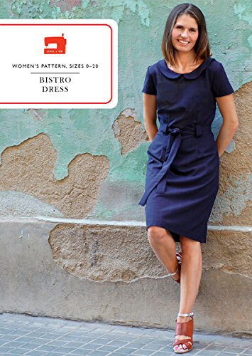 (Bistro Dress Sewing Pattern)