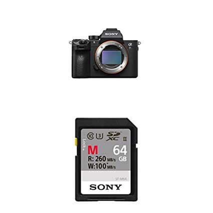 Sony a7R III Mirrorless Camera: 42 4MP Full Frame High Resolution  Interchangeable Lens Digital Cameras with Auto Focus and 4K HDR Video -  ILCE7RM3