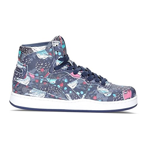 MI BASKET WNT BIRDS BLUE DENIM 170947 37 EU