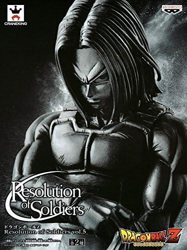 Banpresto Dragon Ball Z Resolution of Soldiers Volume 3 Hercules Figure Prototype