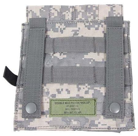 MFH Magazine Sac Molle Double Modular Syst/ème de UBW Army Sac munitions 16/x 16/cm Plusieurs Couleurs