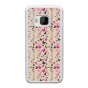 HTC One M9 Phone Case With Butterfly S2C22518