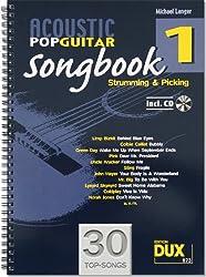 Acoustic Pop Guitar Songbook Strumming & Picking Vol.1 CD