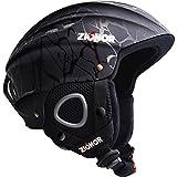 Zionor Lagopus H1 Ski Snowboard Helmet for Men Women - Air Flow...