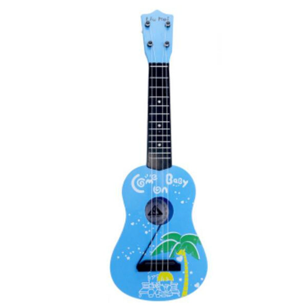 George Jimmy England Musical Instrument Mini Guitar Education Kids Toy Player Kids Gift -#14