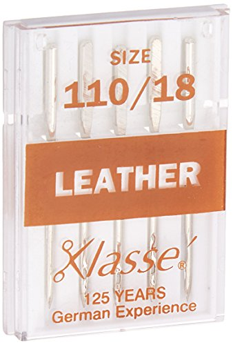 Tacony Corporation Klasse Leather Machine Needles -110/18 5/Pkg