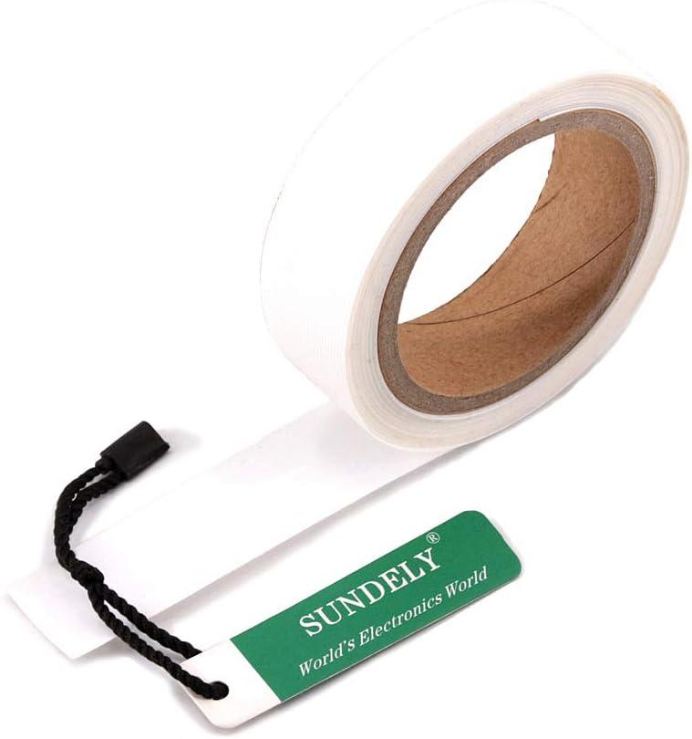 Adhesive Waterproof Seam Sealing Tape Tenacious Tape for Fabric Repair White