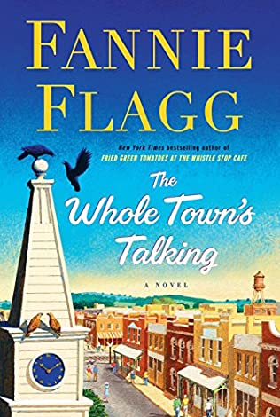 book cover of The Whole Town\'s Talking