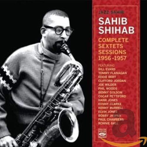Jazz Super-cheap Sahib 40% OFF Cheap Sale - Complete Sextets Set 1956-1957 Sessions 2-cd