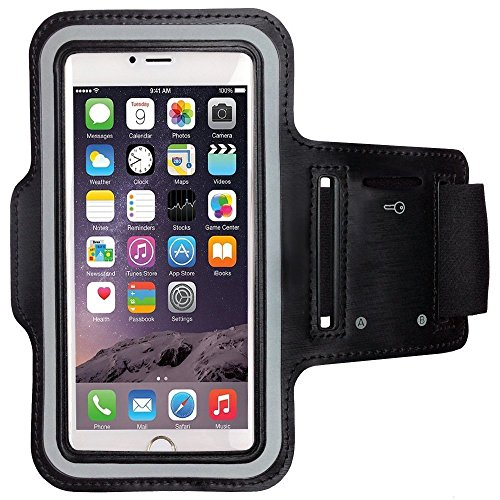 iPhone 6S Armband, iPhone 6 Armband, IVVO ArmTrek Sports Exercise (Bartender Range)