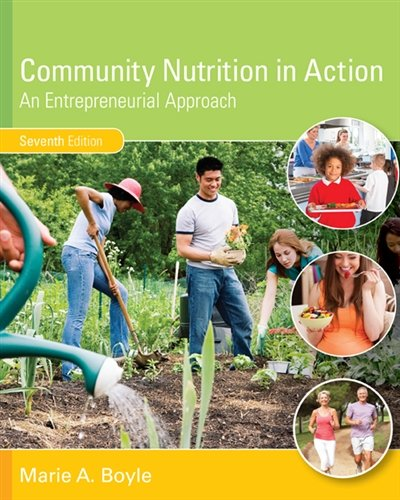 1305637992 - Community Nutrition in Action: An Entrepreneurial Approach