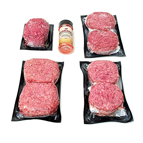 Nebraska Star Beef Angus Beef Gift Package, Casual Sophistication (Meat Package)