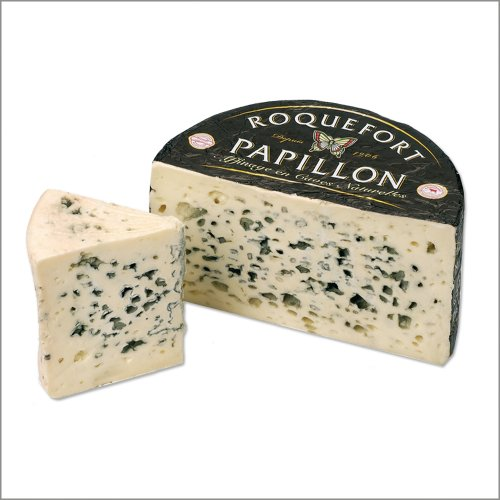 Roquefort Papillon Black Label Half Moon (3 pound)