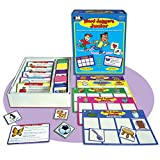 Word Joggers Junior Laminated Word Retrieval Vocabulary Game - Super Duper Educational Learning Toy for Kids