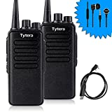 TYT TC-3000A 10W UHF 400-520 MHz 16CH 1750Hz Scan VOX Scrambler Two Way Radio Handheld Transceiver With USB Program Cable and In-ear Headphone - 2 set