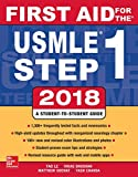 img - for First Aid for the USMLE Step 1 2018, 28th Edition book / textbook / text book