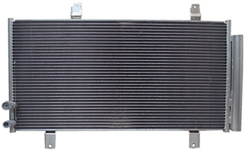 (Automotive Cooling Brand A/C AC Condenser For Toyota Venza Lexus ES350 3396 100%)