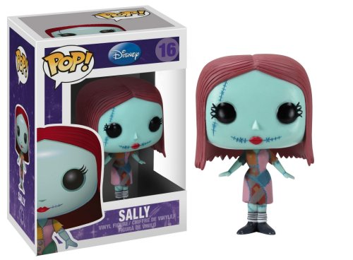 Funko POP Disney Sally Vinyl Figure]()