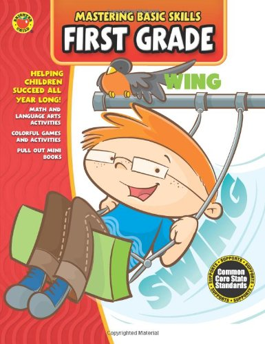 Mastering Basic Skills® First Grade Activity Book (Basic Skills Workbook)