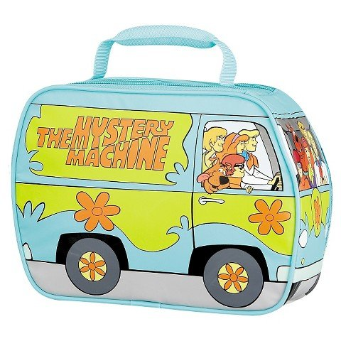 Scooby Doo - Mystery Machine - High Quality Premium Lunch Box