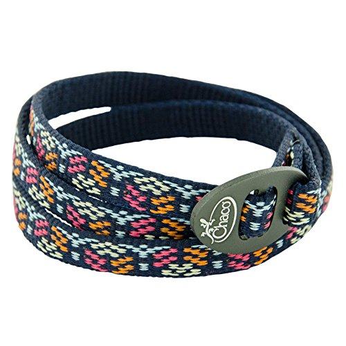 Price comparison product image Chaco Wrist Wraps Blue Peace Bracelet
