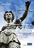 img - for BVR's Business Valuation in Divorce Case Law Compendium book / textbook / text book