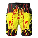 Men Later Losers Llama Quickly Drying Lightweight Fashion Board Shorts Swim Trunks M