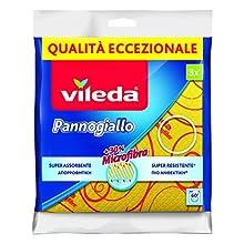 Vileda PannoGiallo - cleaning cloths Amarillo