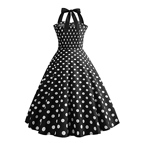 Wensy Clearance Women Vintage Printing Bodycon Sleeveless Casual Evening Party Prom Swing Dress, Dresses at Amazon Womens Clothing store: