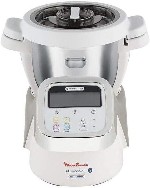 Moulinex HF906B10 robot de cocina 4,5 L Blanco 1550 W - Robots de ...
