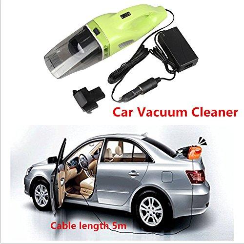 Car Vacuum Cleaner,ixaer Wet&Dry Handheld Auto Vacuum Clea