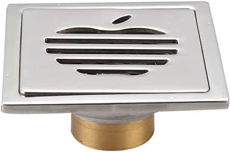 ZTHC Cubierta Desmontable de Acero Inoxidable con mampara de Ducha extraíble Ajustable Conveniente for el Sitio de baño Multiuso Ducha Cocina Suelo (Color : Single Use): Amazon.es: Hogar