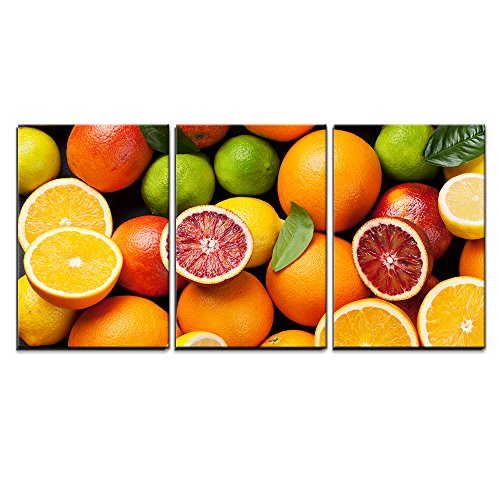Citrus Fruit Wall Art