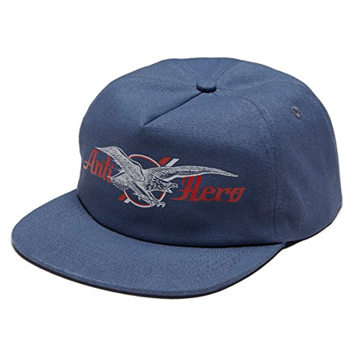Anti-Hero Air Mail Hat - Postal Blue