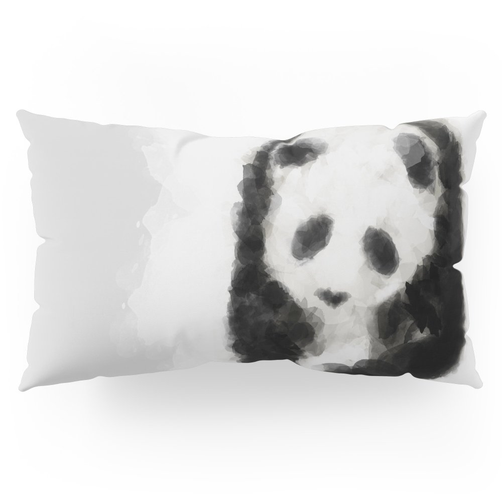Society6 Love Pandas Pillow Sham King (20'' x 36'') Set of 2