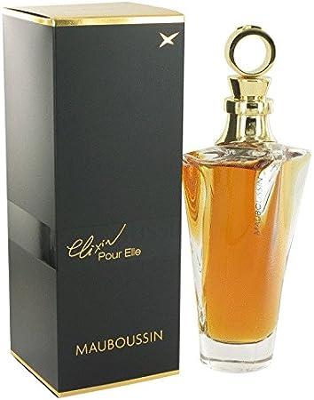 Mauboussin l'Elixir De comida para Elle De mujer con correa Mauboussin agua De perfume aerosol para manchas en paredes 3,4 oz/95 ml