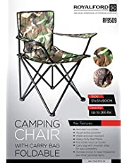 Royalford Camping Chair, Multi-Colour, RF9509