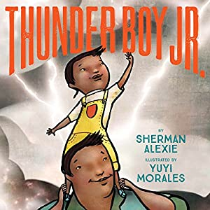 Thunder Boy Jr. Audiobook