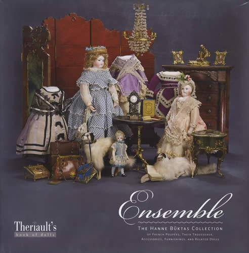 Doll Ensemble (Ensemble: The Hanne Buktas Collection of French Poupees, Their Trousseaux, Accessories, Furnishings, and Related Dolls)