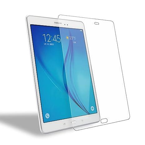 Vidrio Templado Samsung Galaxy Tab A 9.7, Hi-Luck Protector Pantalla para Samsung Tab