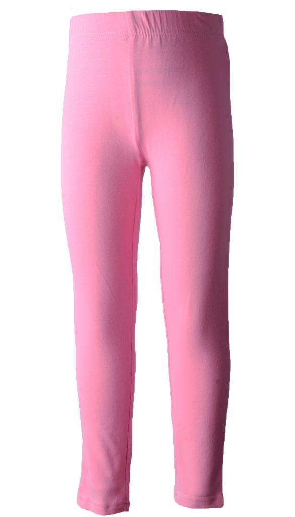 Banner Bonnie Girls' Lycra Cotton Footless Tight Leggings 11 Colors All Seasons 3-12y BB14TZZQG239