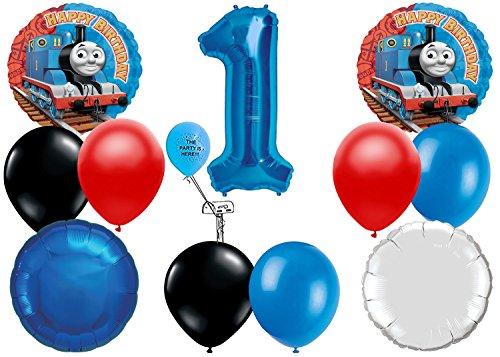 Thomas The Train 1st Birthday Balloon -