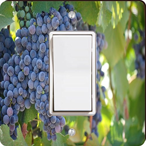 grapes light switch cover - 6